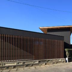 石躍健志建築設計事務所 入野の家