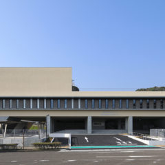 大和開発 青島地域複合型防災施設
