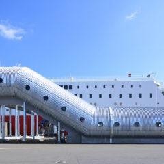大和開発 宮崎港乗船搭乗設備