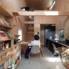 IDEA ARCHITECTS AZUKIHOUSE
