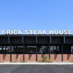 SCALE BRICK STEAKHOUSE