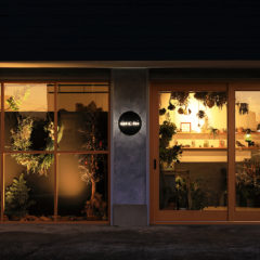 IDEA ARCHITECTS 植物Lab archi