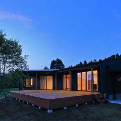 ing環境設計室 照葉樹林の中の住宅